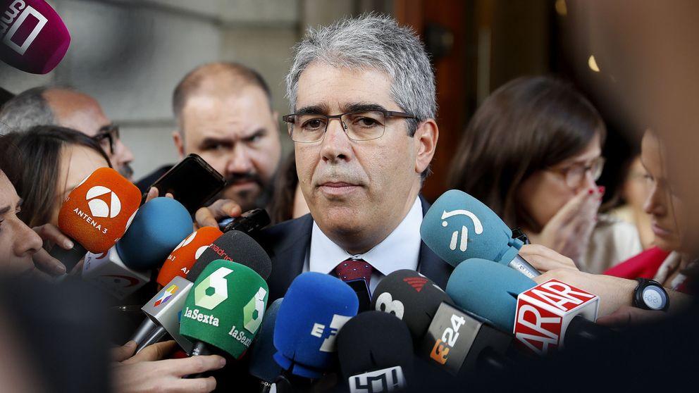 El juez da diez días a la Fiscalía para que ponga fecha al juicio de Homs por el 9N