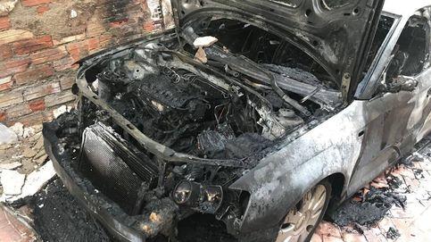 Queman el vehículo y la fachada de la casa a un concejal de Palenciana (Córdoba)