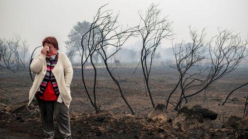 Siguen activos 32 incendios en Galicia