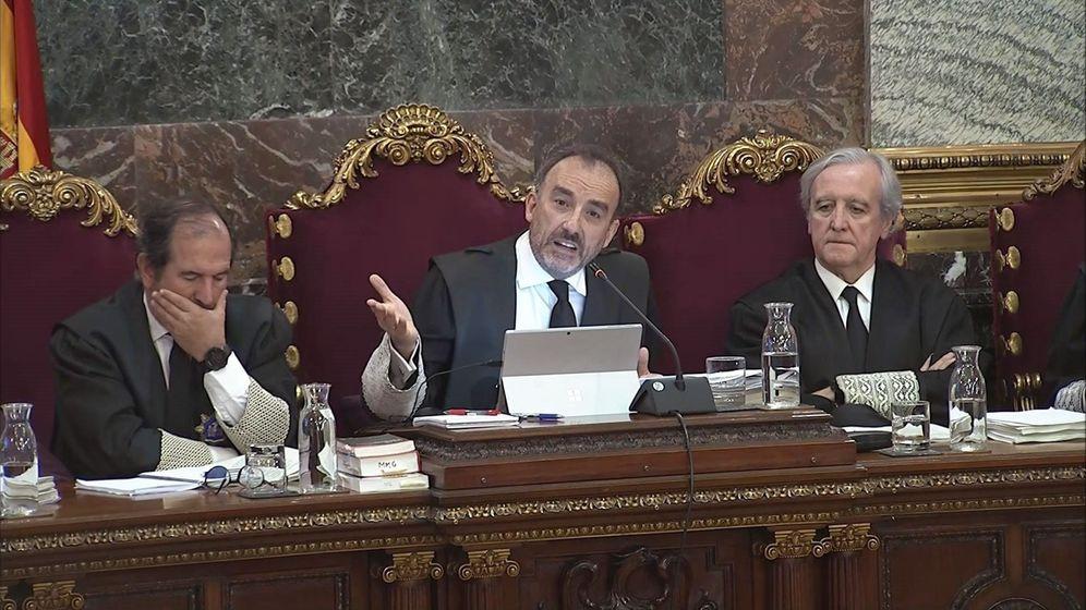 Foto: Continúa el juicio del 'procés'. (EFE)