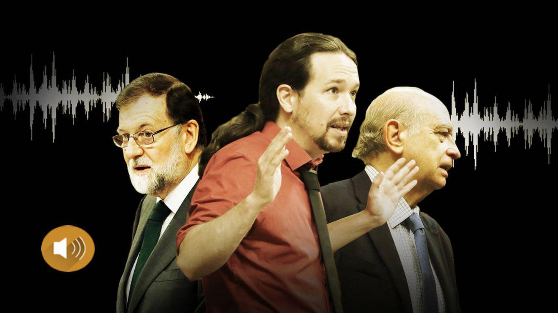 El audio de la investigación a Podemos: Tengo un mandato del ministro y Rajoy