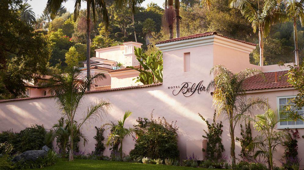 Foto: Hoteles del viejo Hollywood con mucha historia