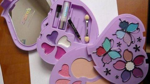 Retiran de las tiendas un kit infantil de maquillaje por contener amianto