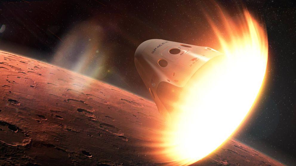 Retropopulsión supersónica: la tecnología que ha seducido a la NASA