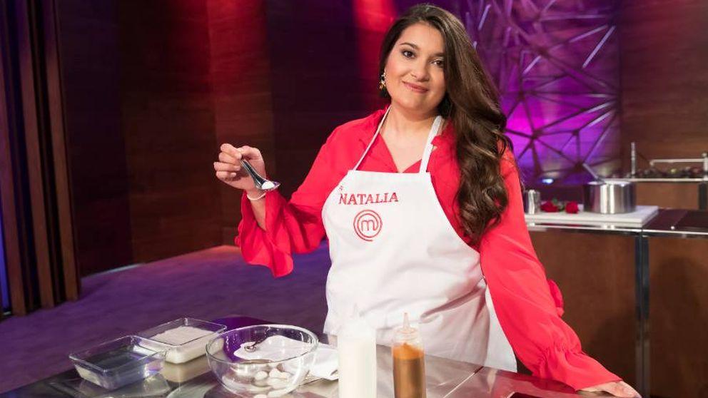 Natalia se convierte en la nueva expulsada de las cocinas de 'Masterchef'