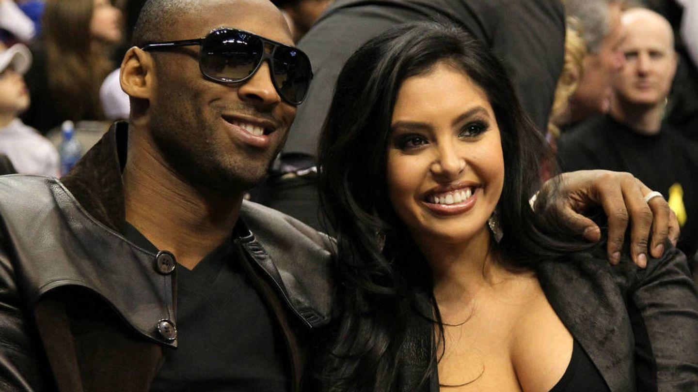 Kobe y Vanessa Bryant. (Getty)