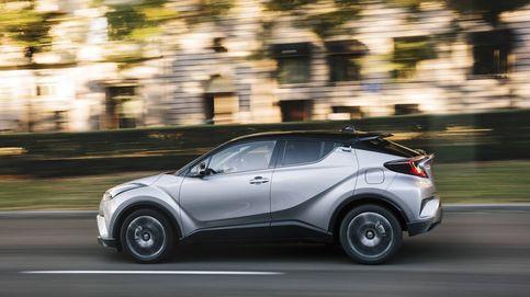Toyota C-HR, un todocamino futurista