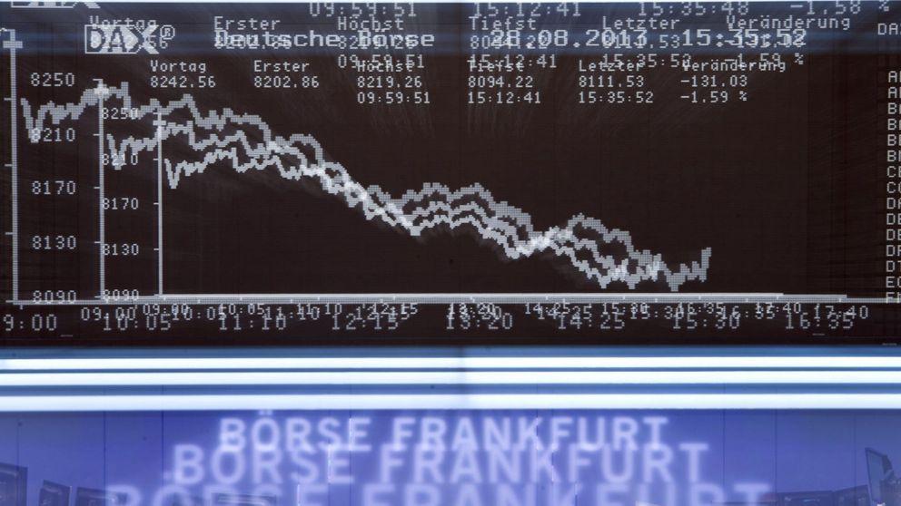 El Ibex 35 lidera las ganancias en el año entre las grandes bolsas europeas