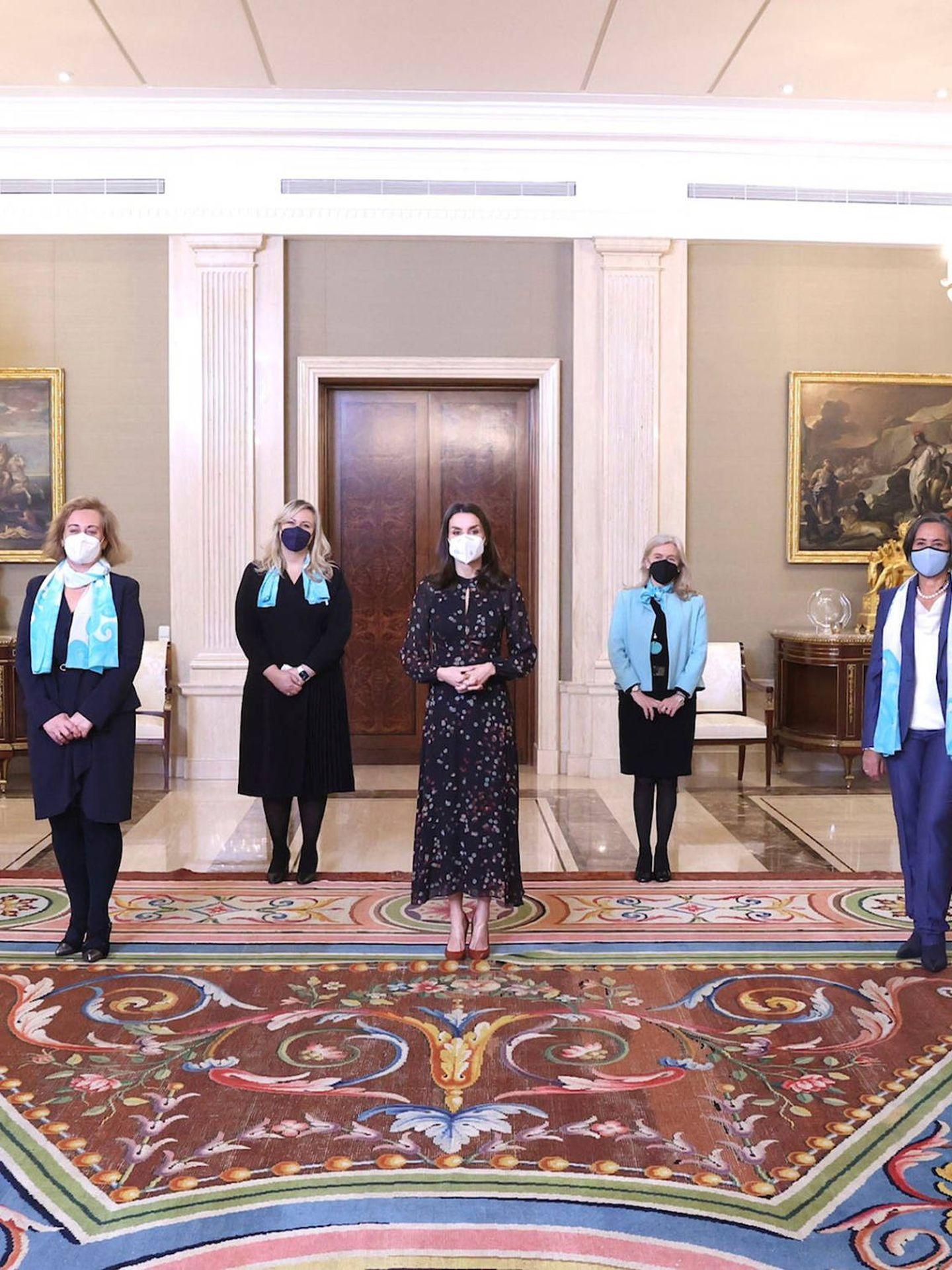 La reina Letizia. (Casa Real)