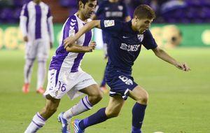 Valladolid y Málaga empatan un partido que pudo ganar cualquiera