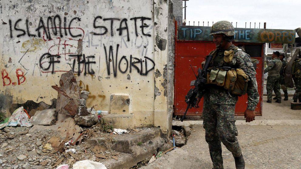 El Sinaí, África, el Sudeste Asiático... Los yihadistas buscan nuevos campos de batalla