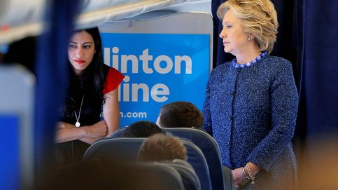 Huma Abedin, la segunda hija de Clinton que ha arruinado su campaña