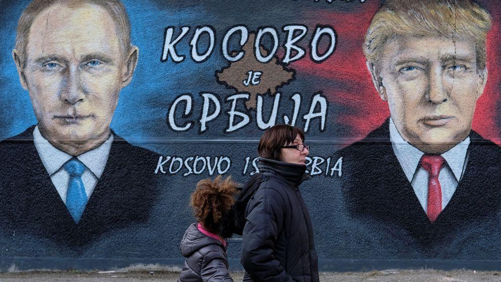 Trump califica de teorías de la conspiración los contactos de su equipo con Rusia