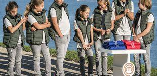 Post de TVE la lía al publicar por error un vídeo con los finalistas de 'MasterChef Junior'