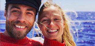 Post de La 'otra' cuñada de Kate Middleton: su hermano James hace oficial su noviazgo