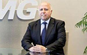 Hilario Albarracín, consejero delegado de KPMG en España