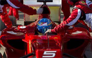 Foto: Ferrari no cree en sí misma: entre el pesimismo y la realidad
