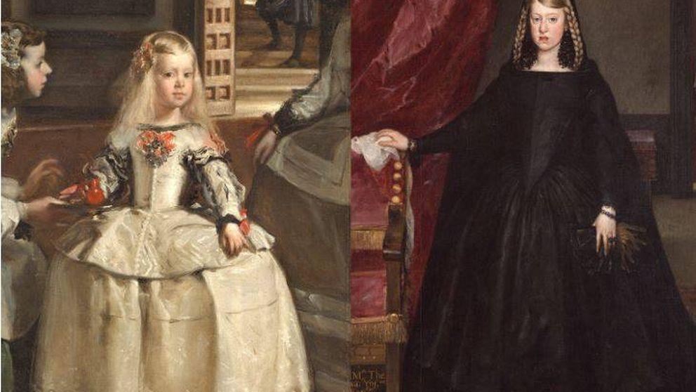 Así cambiaron Margarita de Austria o Carlos II: #10yearsChallenge en el Museo del Prado