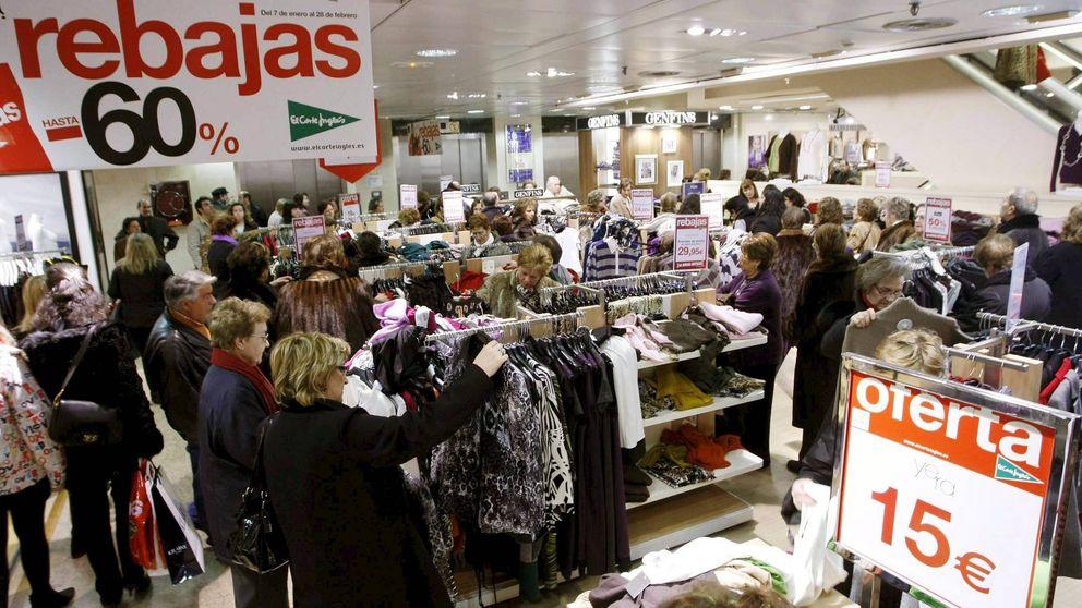 Las ventas de El Corte Inglés se estancan pese a la agresiva campaña de rebajas
