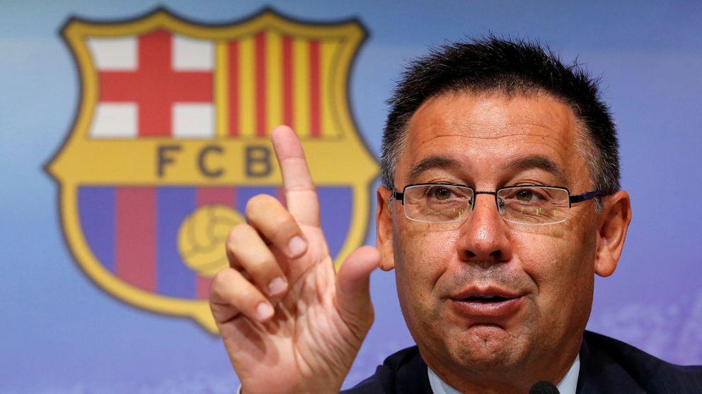 Técnicos de Hacienda piden al Barça que retire su campaña a favor de Messi