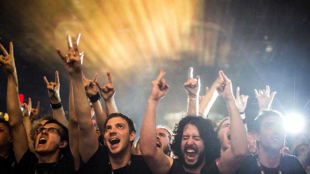 Foto: Concierto de Black Sabbath. (EFE)