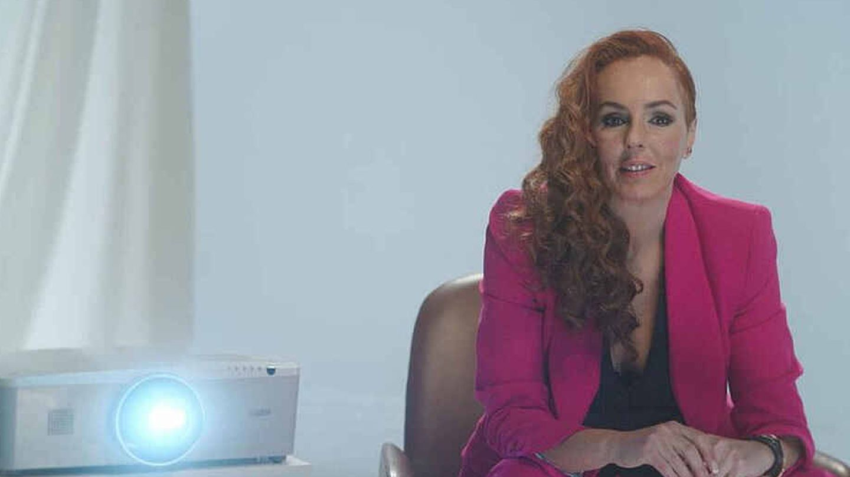 Rocío Carrasco, en 'Rocío, contar la verdad para seguir viva'. (Mediaset)