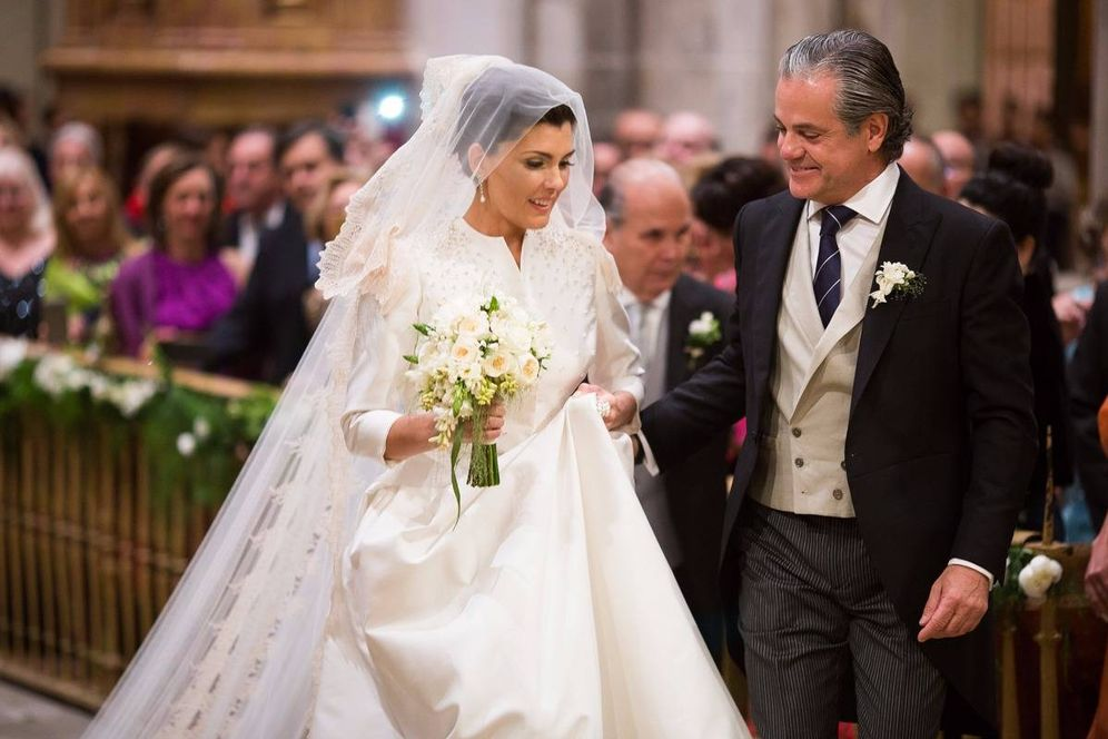 Foto: Imágenes exclusivas de la boda de Marcos de Quinto y Angélica de la Riva