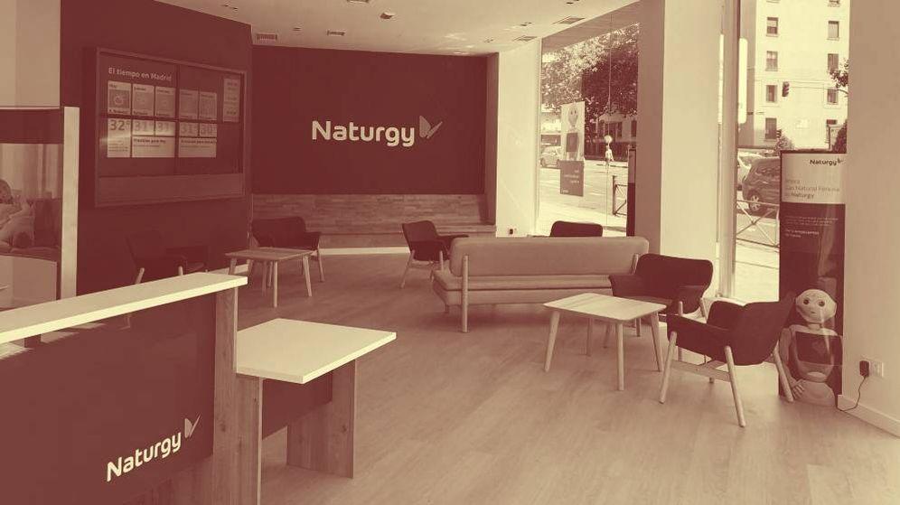 Foto: Oficina de atención al cliente de Naturgy. (Naturgy)