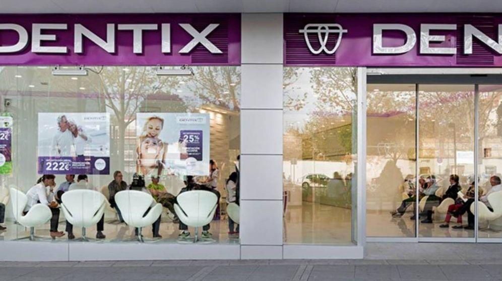 Foto: Clínica de Dentix. (EFE)