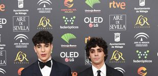 Post de De los Javis a Palomo Spain: el maquillaje masculino se cuela en la alfombra roja