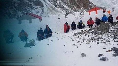 La sorpresa (de 30 metros) de Alex Txikon en el K2 para dar una vuelta de tuerca a Messner