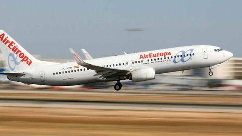 Air Europa perderá cerca de 300 millones, el doble de lo previsto, y se aboca a otro rescate