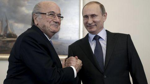Putin lo tiene claro: ¡A Blatter hay que darle el Premio Nobel de la Paz!