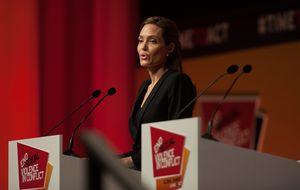 Angelina Jolie, de profesión actriz… y política