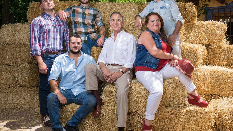 Amor entre granjeros