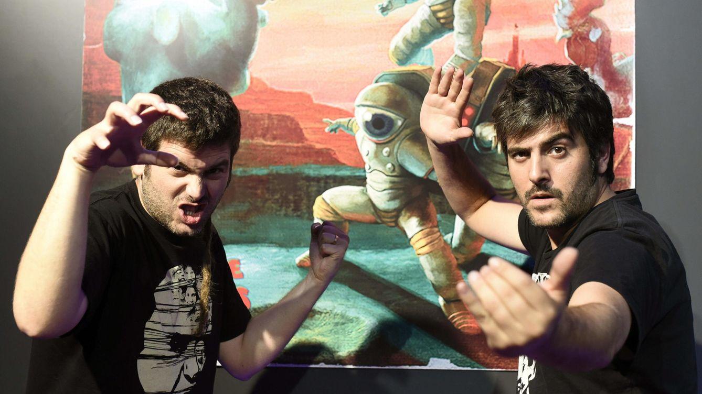 Foto: Los hermanos David y José Manuel Muñoz presentan su nuevo disco 'Rumba a lo desconocido'. (EFE)