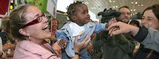 Foto: La Generalitat emprenderá acciones legales contra la ONG española acusada de 'traficar' con niños del Congo