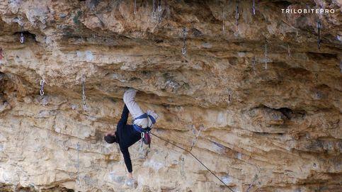 La gesta de Iván Germán, el escalador que no le daba importancia a su única pierna