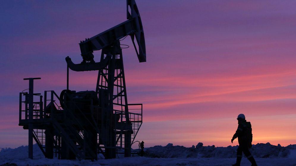 Foto: Grúa petrolífera. (Reuters)