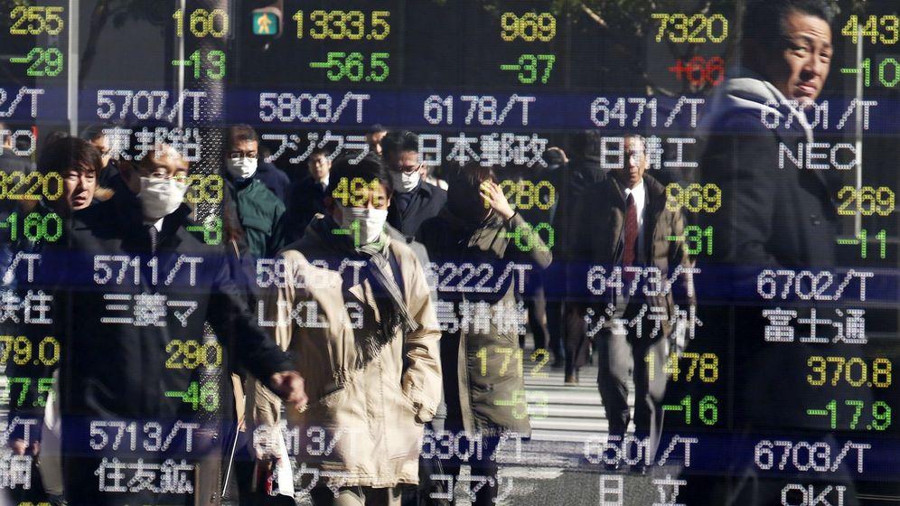 Foto: Bolsa de Japón. (EFE)