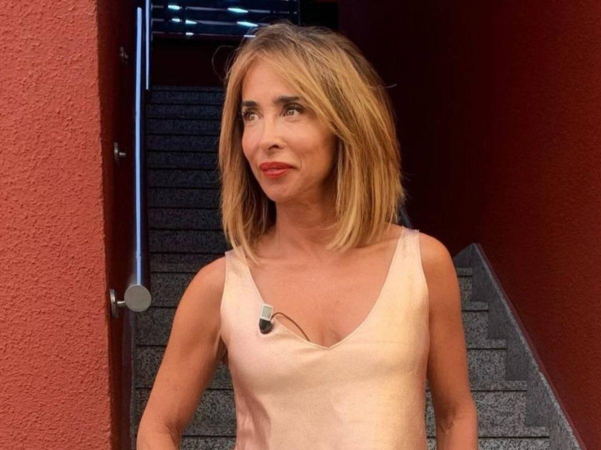 Foto: María Patiño presume de marido en redes. (Instagram @mariapatino1508)