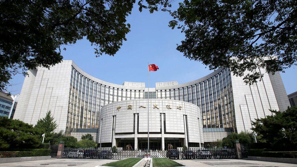 Foto: Banco Popular de China (Reuters)