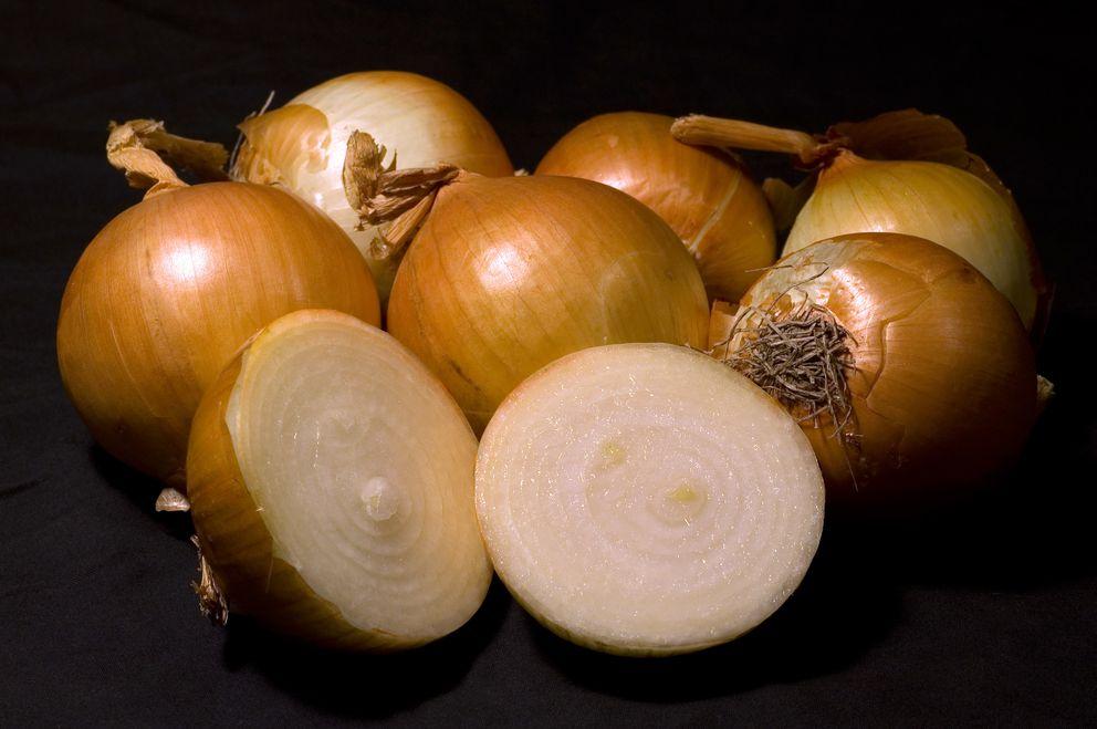 Foto: La cebolla es un alimento sabroso pero que a nadie le gusta cocinar por el escozor que causa. (CC/Andrew C.)