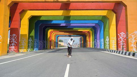 Bienvenida a la ciudad de Ayodhya (India)