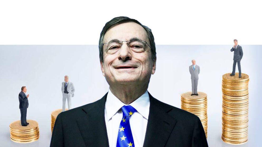 Así ha influido Mario Draghi en la forma de ahorrar de los españoles