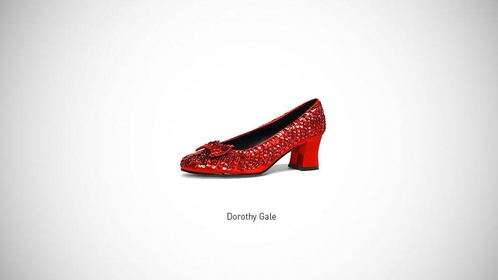 El FBI encuentra los zapatos de rubí de Dorothy 13 años después de que los robaran