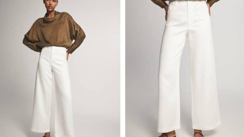 Pantalón de Massimo Dutti. (Cortesía)