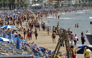 La actividad turística repunta un 0,2% en verano