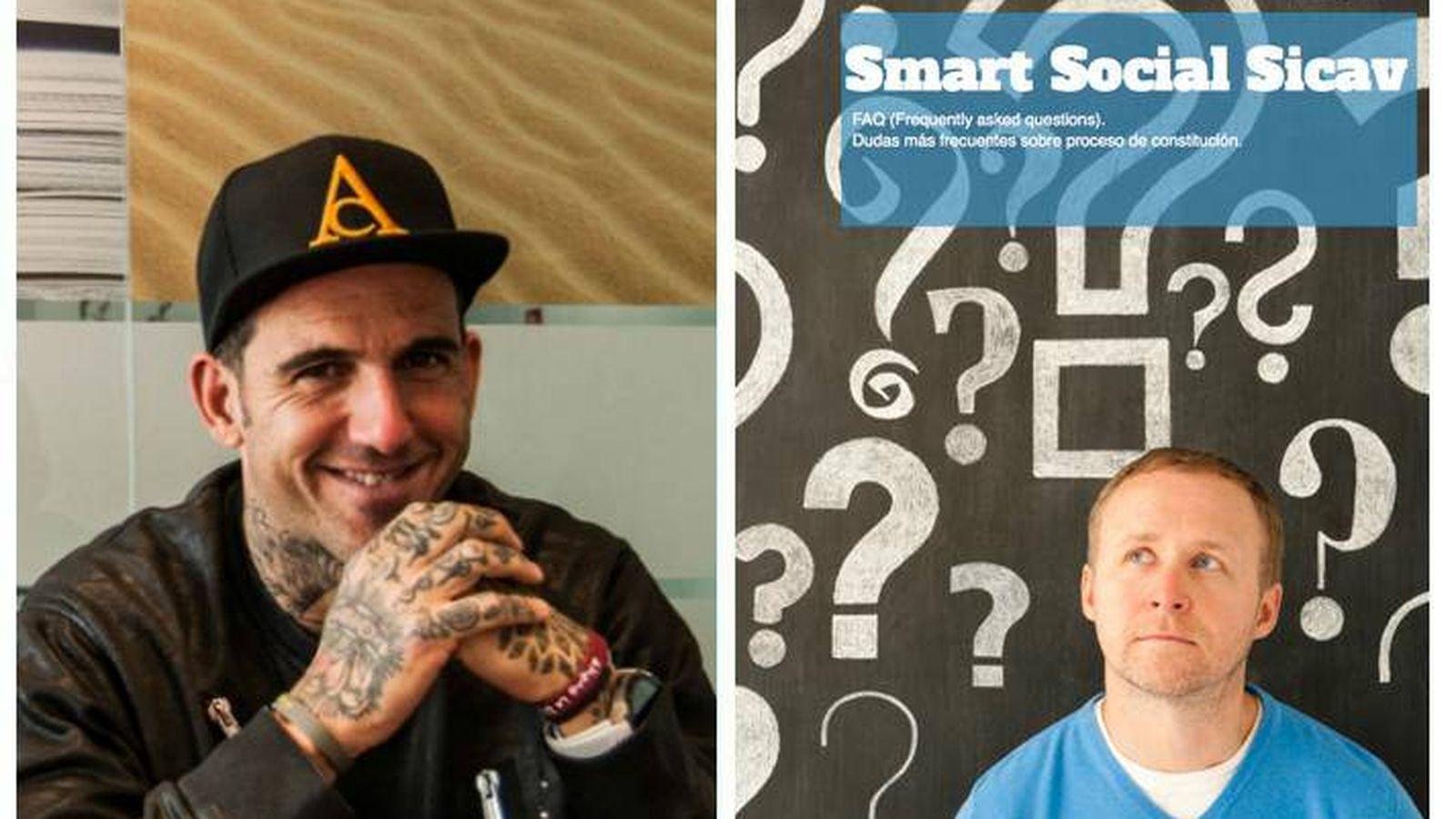 Foto:  ¿Smart Social Sicav o la sicav de Josef Ajram?
