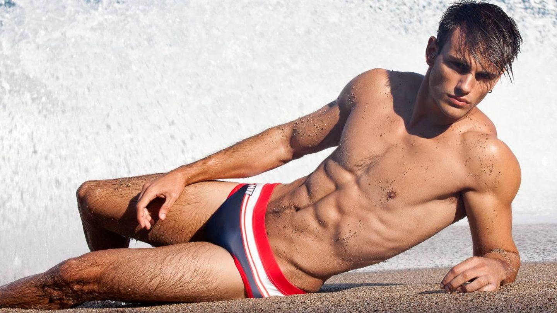 Sergio Carvajal, para Nit Swimwear. (Nit Swimwear)